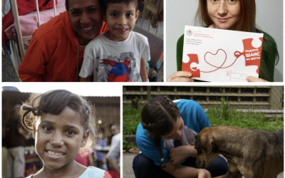Four New Projects on GiveTrack in Venezuela and Ukraine