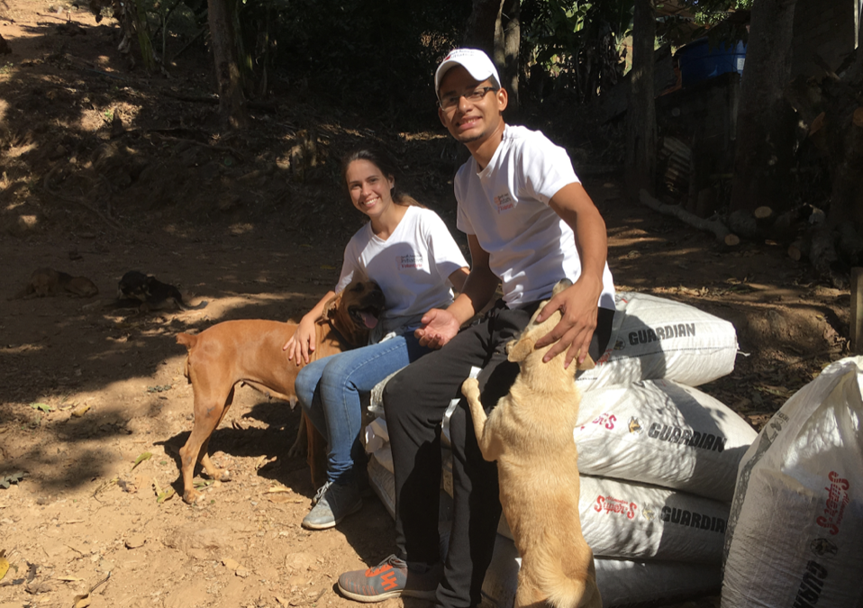 Guest Blog: Man's best friend is in big trouble in Venezuela!