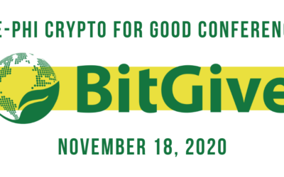BitGive Hosts Inaugural Decentralized Finance (DePhi) Crypto for Good Conference